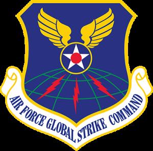 airforce strike command logo