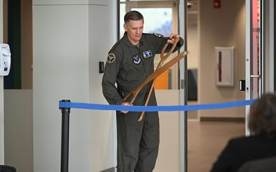 Air Force Global Strike Command's innovation hub STRIKEWERX now open for business