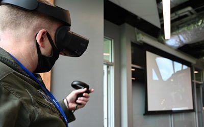 Revolutionizing Aircrew training through virtual reality