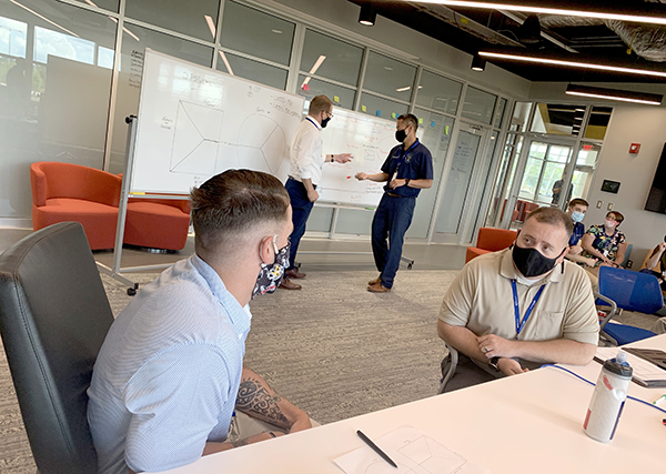 New AFGSC course teaches Airmen to innovate