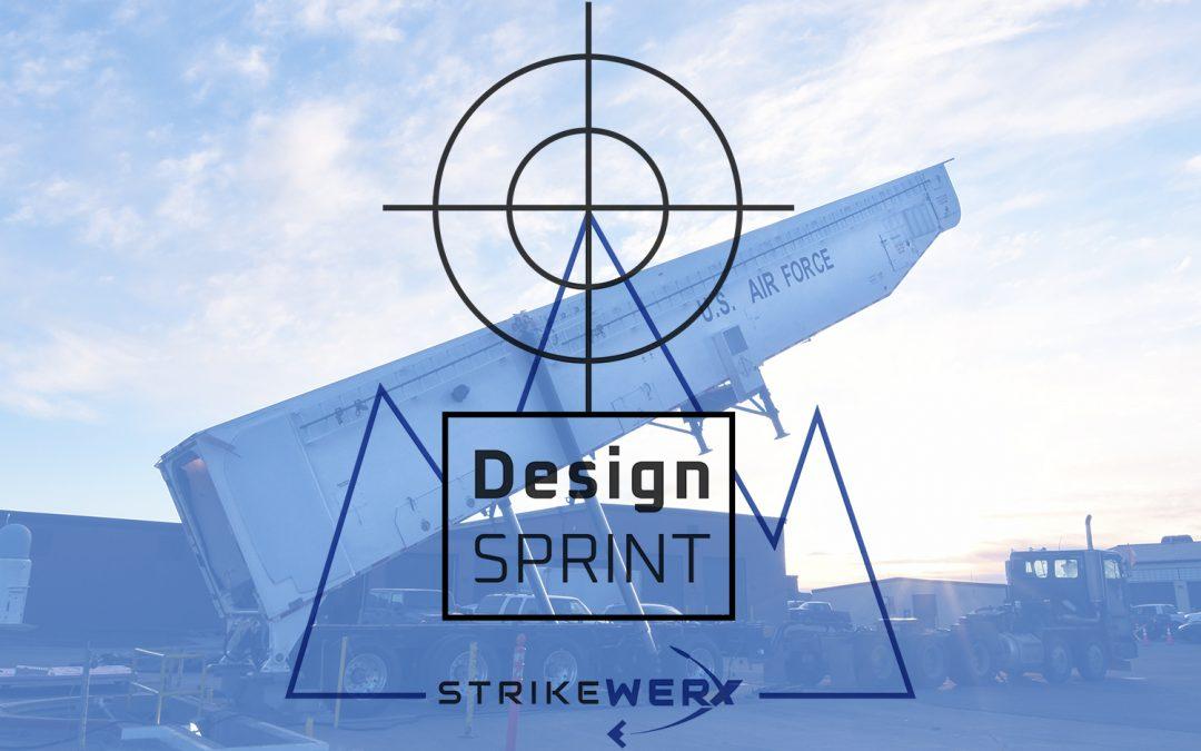 Design Sprint to solve ICBM maintenance challenge
