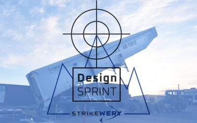 Design Sprint to solve ICBM maintenance challenge