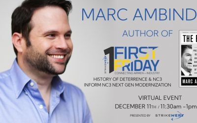 First Friday with Marc Ambinder