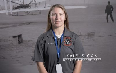 VIDEO: Airman talks winning S3 pitch for sponsorship and resiliency app
