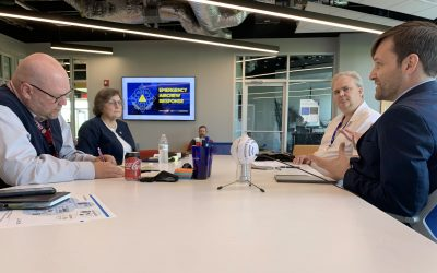 AFGSC identifies three companies to help revolutionize aircrew alerting system