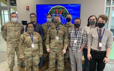 Striker Airmen Coder program takes Airmen from flight line to lines of code