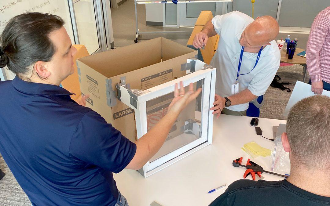 STRIKEWERX Design Sprint solves ICBM maintenance challenge