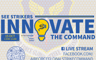 Airmen invited to innovate the Command with S3 2021